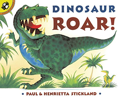9780140568080: Dinosaur Roar (Picture Puffins)