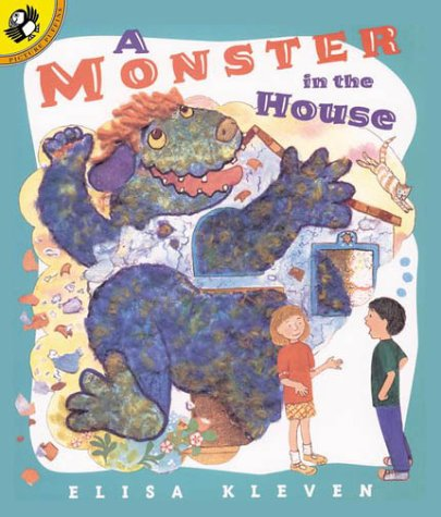 9780140568134: A Monster in the House