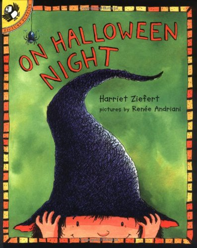 9780140568202: On Halloween Night (Picture Puffin Books)