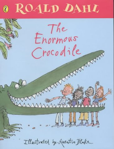 9780140568226: The Enormous Crocodile (English and Spanish Edition)