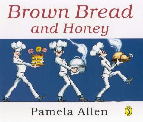 9780140568257: Brown Bread and Honey (Picture Puffin)
