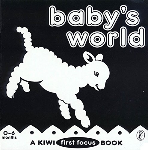 9780140568264: Baby's World (A Kiwi First Focus Book)