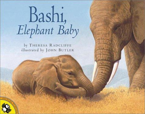 9780140568288: Bashi, Elephant Baby