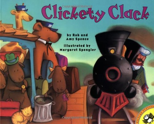 9780140568295: Clickety Clack (Picture Puffins)