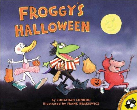 9780140568325: Froggy's Halloween