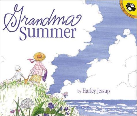 9780140568332: Grandma Summer (Picture Puffins)