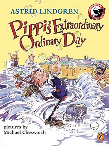 9780140568417: Pippi's Extraordinary Ordinary Day