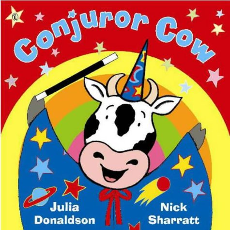 9780140568486: Conjuror Cow (Picture Puffins)