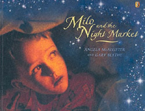 9780140568523: Milo and the Night Market (Picture Puffin)