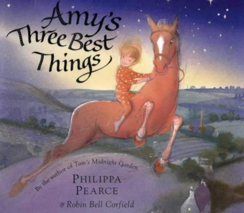 9780140568530: Amy's Three Best Things