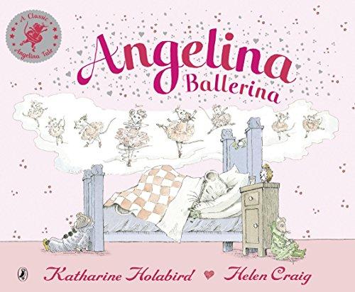 9780140568615: Angelina Ballerina