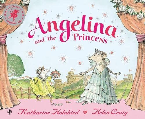 9780140568622: Angelina and the Princess