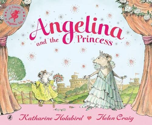9780140568622: Angelina and the Princess (Angelina Ballerina)