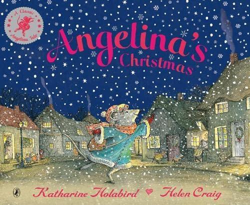 9780140568653: Angelina's Christmas (Angelina Ballerina)