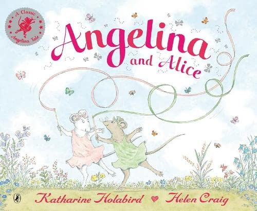 9780140568677: Angelina and Alice (Angelina Ballerina)