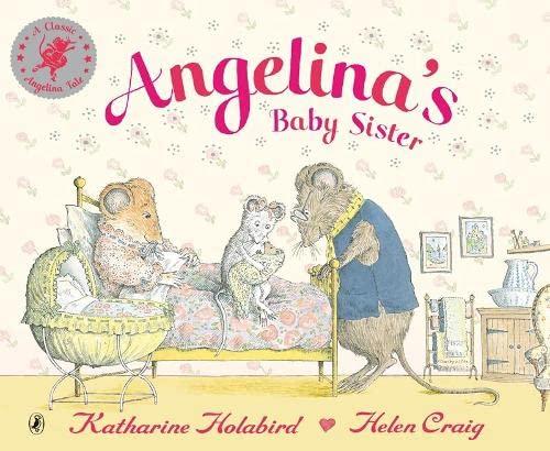 9780140568684: Angelina's Baby Sister (Angelina Ballerina)