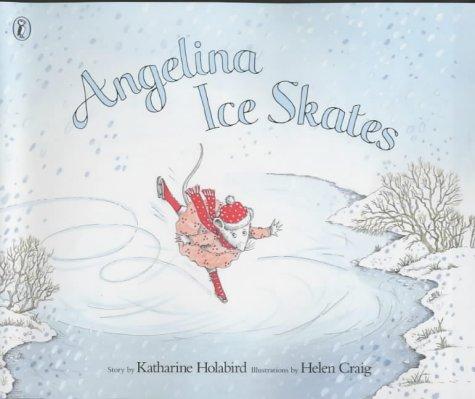 9780140568691: Angelina Ice Skates