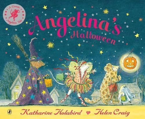 9780140568707: Angelina's Halloween (Angelina Ballerina)