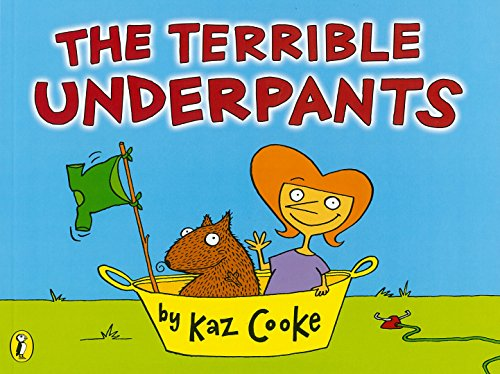 9780140568820: The Terrible Underpants,