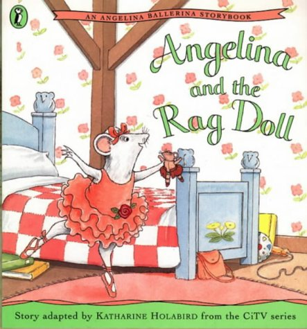 9780140568905: Angelina and the Rag Doll (An Angelina the Ballerina Storybook)