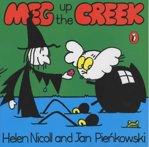 9780140568936: Meg up the Creek (Meg and Mog)