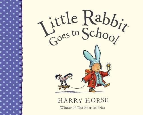 9780140568943: Little Rabbit Goes to School (Picture Puffin)