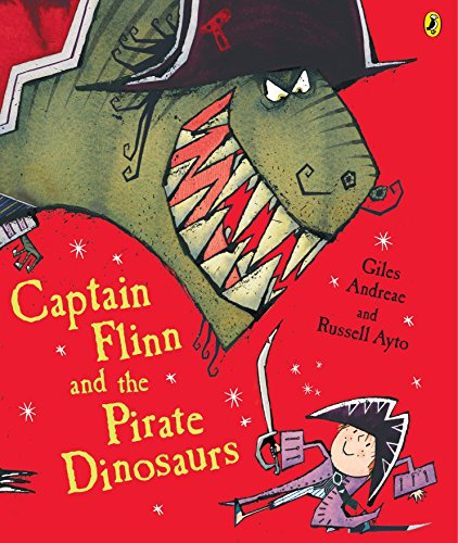 9780140569216: Captain Flinn and the Pirate Dinosaurs (Picture Puffin)