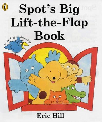 9780140569230: Spot's Big Lift-the-flap Book (Spot books)