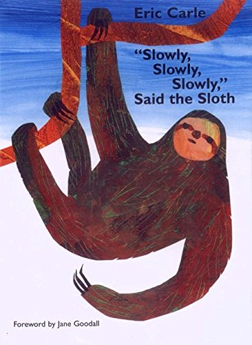 9780140569247: Slowly, Slowly, Slowly, Said the Sloth (Picture Puffin)