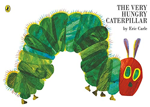 9780140569322: The Very Hungry Caterpillar (Picture Puffins)