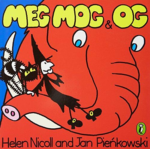 Meg, Mog and Og (Meg and Mog): Nicoll, Helen
