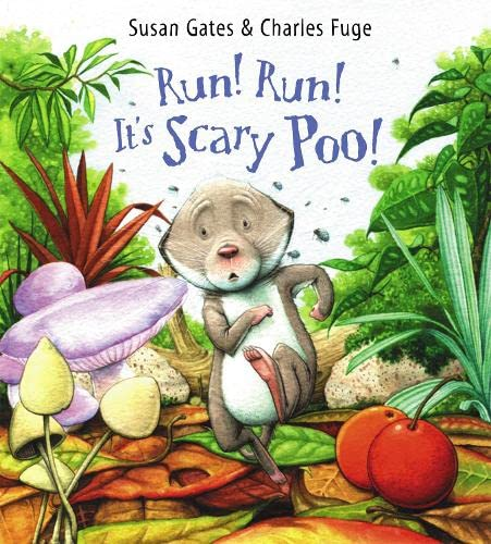 9780140569414: Run! Run! It's Scary Poo! (Picture Puffin)