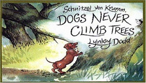 9780140569421: Schnitzel Von Krumm: Dogs Never Climb Trees (Puffin Modern Classics)