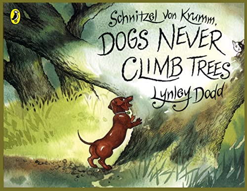 9780140569438: Schnitzel Von Krumm, Dogs Never Climb Trees (Hairy Maclary and Friends)