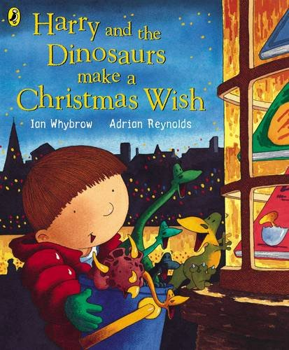 9780140569520: Harry And The Dinosaurs Make A Christmas Wish