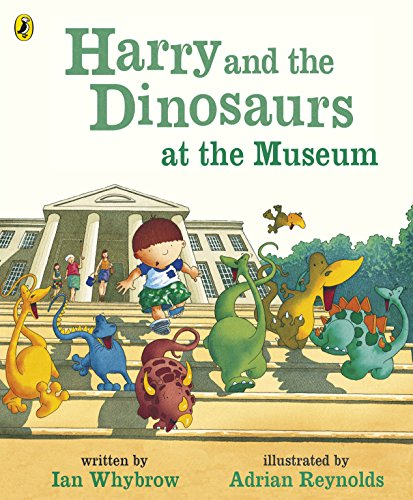 9780140569537: Harry and the Dinosaurs At the Museum