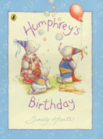 9780140569568: Humphrey's Birthday (Picture Puffin)
