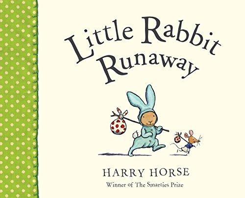 9780140569582: Little Rabbit Runaway (Picture Puffin)