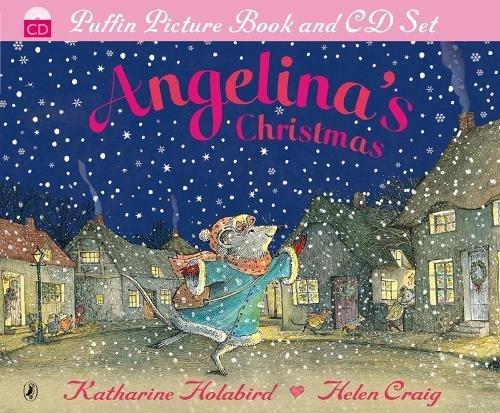 9780140569728: Angelina's Christmas (Angelina Ballerina)