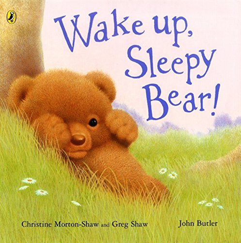 9780140569797: Wake Up, Sleepy Bear (Picture Puffin)