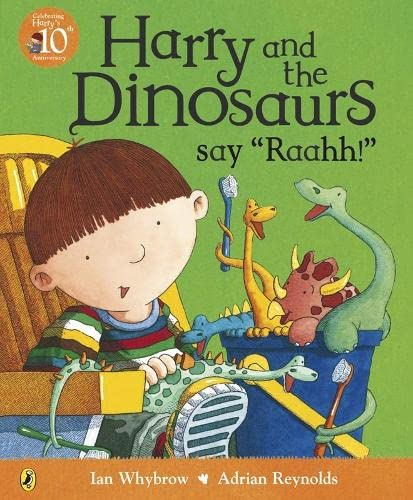 9780140569810: Harry And The Dinosaurs Say Raahh
