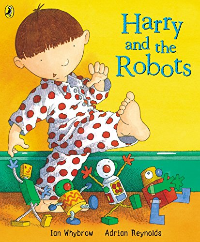 9780140569827: Harry And The Robots (Harry and the Dinosaurs)
