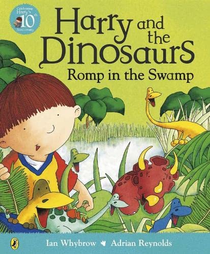 9780140569841: Harry And The Dinosaurs Romp In The Swamp
