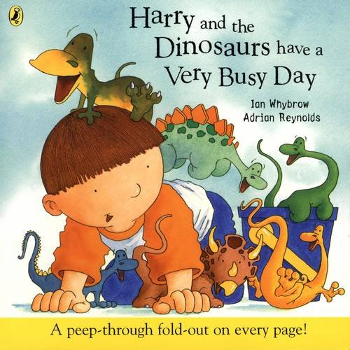 9780140569858: Harry and the Dinosaurs Have a Very Busy Day