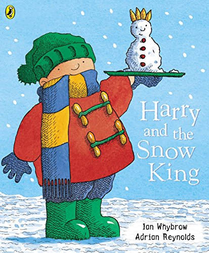 9780140569865: Harry And The Snow King (Picture Puffin)
