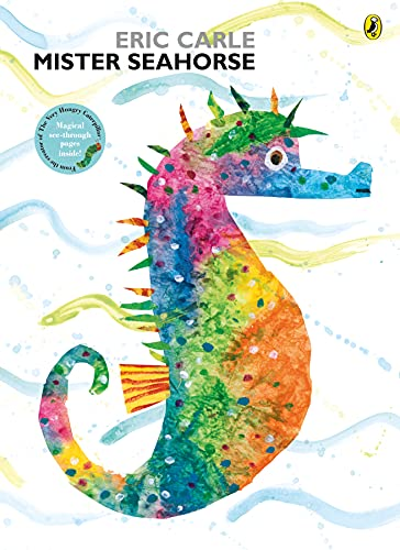 9780140569896: Mister Seahorse (Picture Puffin)