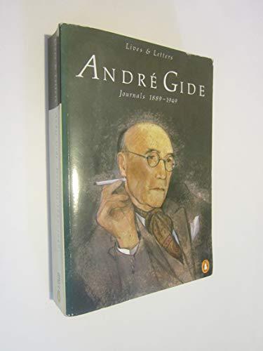 Andre Gide Journals 1889-1949 (Penguin Modern Classics)
