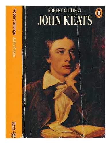 9780140580051: John Keats (Penguin Literary Biographies)