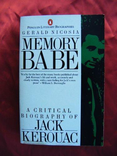 9780140580167: MEMORY BABE - A CRITICAL BIOGRAPHY