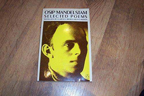 9780140585230: Osip Mandelstam Selected Poems